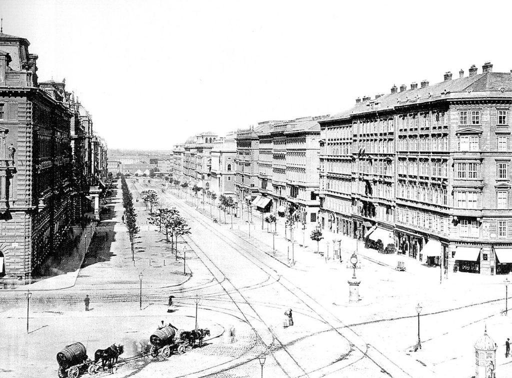Der Schottenring: Historischer Hotspot der Wiener Ringstraße