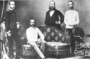 Franz_Joseph_Austria_with_Brothers